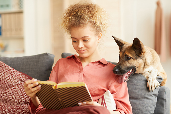 My Top 6 Must Read Dog Books